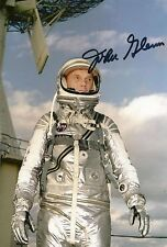 John Glenn signed autograph Mercury Space Senator Rare COA LOOK!
