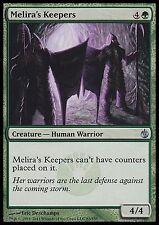 Melira's Keepers X4 EX/NM Mirrodin Besieged MTG Magic Cards Green Uncommon