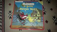 Cartoon Classics Animal Tales Walt Disney Laserdisc (Discount Shipping)