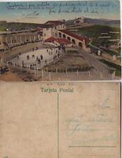 Tarjeta Postal. Bilbao. VIZCAYA. Funicular y Salón de Patinar.
