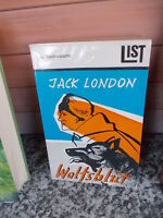 Wolfsblut, ein Roman von Jack London, von dem List Taschenbuch Verlag
