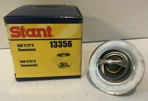 Stant 13356 Thermostat with Stainless Steel Assembly - 160 Degrees Fahrenheit