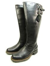 Sebago Saranac Rider B43505 Waterproof  Women's Boots Zip Black Size 5.5 US