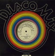 "Ian Dury – Sex & Drugs & Rock & Roll- 12"" PROMO White Label PC 6182"