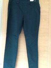 BHS Jeggings Dark Green Size 12 NEW WITH TAGS