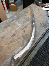 1957 CHEVY 4DR SPORTS SEDAN (HT) ROOF RAIL TRIM, RESTORED TO HIGH QUALITY DRIVER