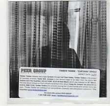 (GF682) Timber Timbre, Curtains!? - DJ CD