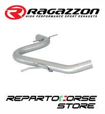 RAGAZZON TUBO CENTRALE NO SILENZIATORE VW GOLF 5 V 2.0 TURBO FSI GTI 147kW 200CV