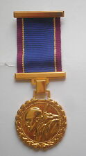 Serbia army order medal for 10 years for diligent military service  order in box