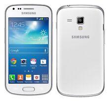 Samsung Galaxy Trend Plus s7580 WHITE SMARTPHONE BIANCO gt-s7580 senza SIM-lock