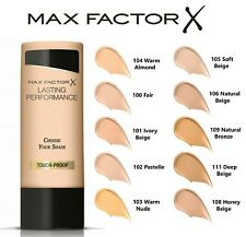 MAX FACTOR Lasting Performance Touch-Proof Liquid Foundation 35ml *ALL SHADES*