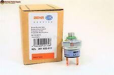 Mercedes-Benz AC High Pressure Switch + Seal BEHR HELLA  124-821-36-51