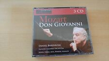 MOZART - DON GIOVANNI - CLASSIC VOICE PREMIERE - 3 CD