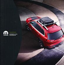 2015 Jeep Cherokee Original Car Accessories Mopar Brochure Catalog