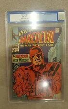 Daredevil #41 CGC 6.5, Death off Matt Murdoch