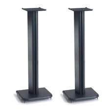 "SANUS BF31-B1 31"" Speaker Stands for Bookshelf Speakers up to 20 lbs - Black ..."