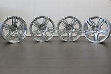 4x Original Audi RS4/RS5 LLANTA DE ALUMINIO 8t0 601 025AJ 8jx19h2 ET26
