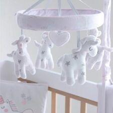 Bubba Blue Musical Cot Mobile Unicorn Magic