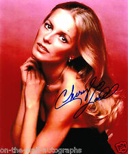 CHERYL LADD ACTRESS SINGER HAND SIGNED AUTOGRAPHED SEXY PHOTO! WITH C.O.A.!