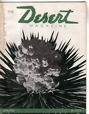 1938 Desert June - 8th Issue - Papago Legend; Smoki Clan of Prescott; Tortoises