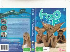 H2O:Just Add Water-Vol 2-2006-TV Series Australia-[ 4 Episodes 5-8]-DVD