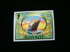 Great Britain Guernsey Scott #663 Mint Never Hinged