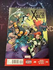 All-New X-Men #19 Comic Book Bendis Peterson Da Silva