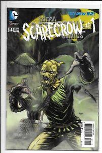 Detective Comics 23.3 (2013) Scarecrow 1 Lenticular 3D Cover DC Comics Batman NM