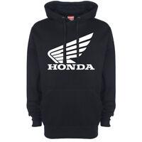 Honda Motorcycles Logo Hoody Hoodie Hooded Top