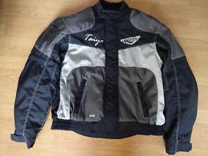 WEISE MOTORCYCLE MOTORBIKE JACKET SIZE XL. UK 46