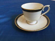 Lenox AMBASSADOR  Langdon Gate Cup and saucer MINT b