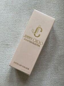 Jimmy Choo SATIN LIPSTICK Tender Pink New In Box