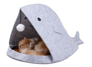 Cat Sleeping Cave Bed and Hideaway