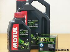 Motul Öl / Chrom Ölfilter Suzuki VS 1400 Intruder 97-09