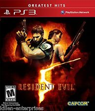 Resident Evil 5 (Playstation 3) PS3
