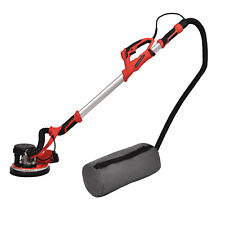 Electric Drywall Sander 800w Vacuum 5 Speed Dust Collection System 6 Sand Pads