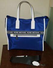 Michael Kors KENLY Large NS Tote Cobalt Blue # 35H9SY9T3C $348