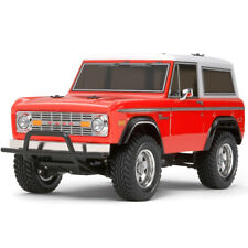 Tamiya 58469 1/10 1973 Ford Bronco CC-01 4WD Off-Road Truck Kit