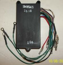 QUICKSILVER  18495A15  SWITCHBOX ASY.