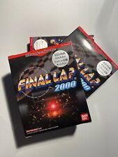 Final Lap 2000 - Bandai - WS - Wonderswan - Original-