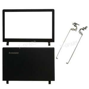 Lenovo Ideapad 100-15 100-15IBY B50-10 LCD Back Cover /LCD Bezel Cover/Hinges