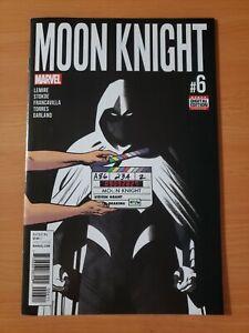 Moon Knight #6 ~ NEAR MINT NM ~ 2016 Marvel Comics
