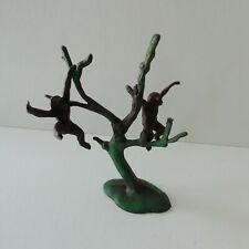 Starlux - La préhistoire / les animaux sauvages l'arbre aux singes
