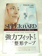 Majirabo Anti Aging Face Line Shaping Tape 100 Sheets Powerful Fit Type F/S