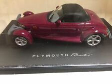 Plymouth Prowler Convertible Universal Hobbies 1/43 Diecast Mint Collectible