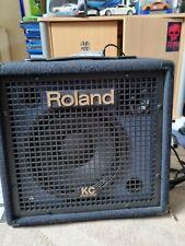 More details for roland kc 60 amplifier