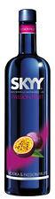 VODKA SKYY & PASSION FRUIT CL. 70 USA PREMIUM Tipo Belvedere 21 % vol. 700 ML.
