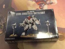 40K Warhammer Tau XV95 Ghostkeel Battlesuit Box Sealed