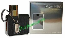 Tag Him By Armaf 3.3/3.4oz. Edt Spray For Men New In Box