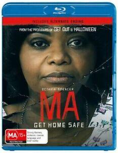 MA (2019) Region B [Blu-ray] Octavia Spencer Diana Silvers